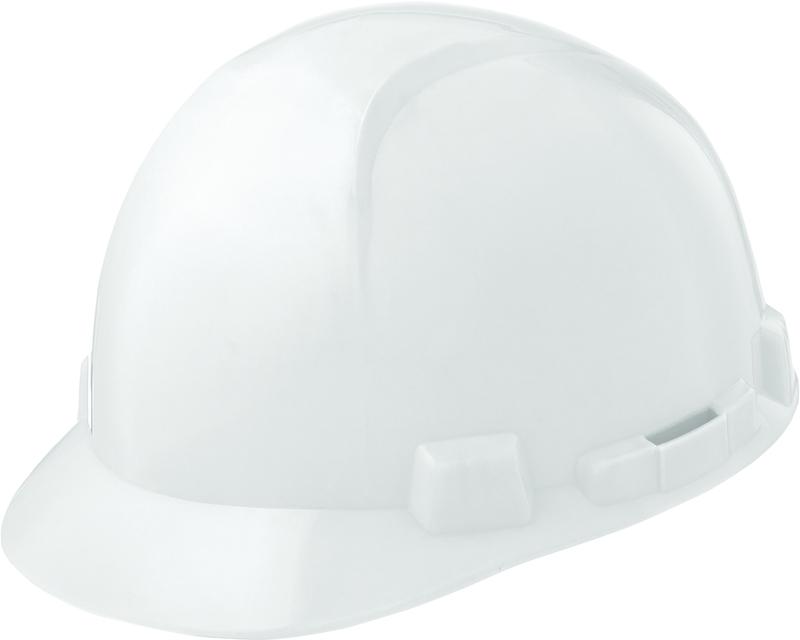 HBSE-7W WHITE HARD HAT