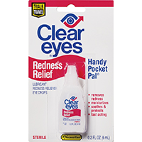 EYE DROP CLEAR EYES .2 OZ