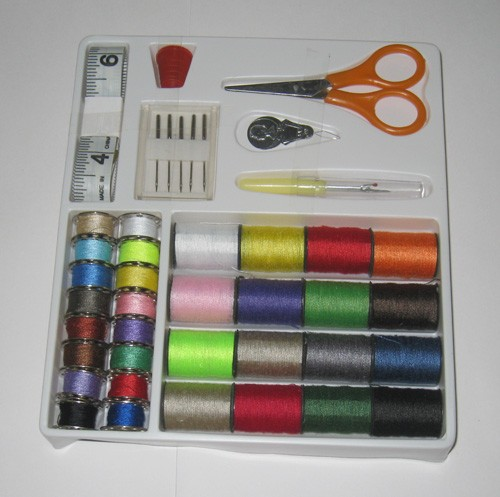 LIL SEW & SEW FS042 SEWING KIT 42 PCS COMES WITH ASSORTMENT