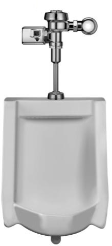 California Energy Commission Not Registered .25 WEUS1002.1402 Urinal W R186SM
