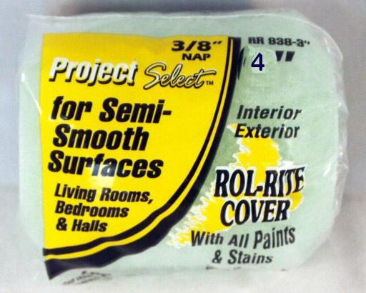 RR938-4X3/8 ROLLER COVER