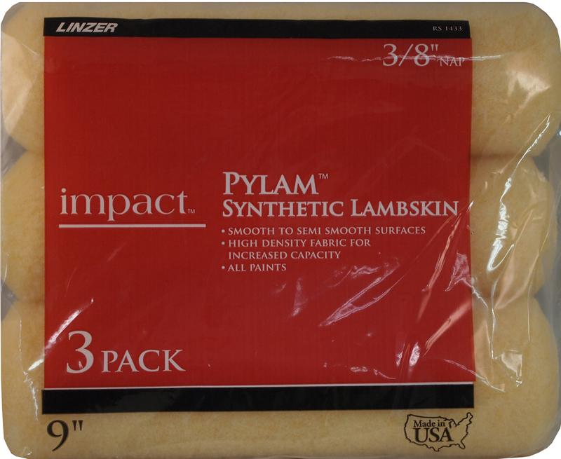 3 Pack 9X3/8 Pylam Covers