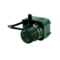 Little Giant 566608 Direct Drive Pond Pump, 170 gph, 36 W, 115 V, 0.6 A, 60 Hz, 15 ft