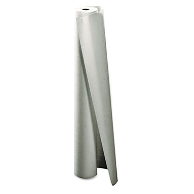 "Caprice Paper Tablecover, Roll, 40"" x 300ft, White"