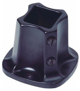 FF125 1-1/4 IN. NEWEL POST FLANGE