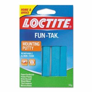 Fun-Tak Mounting Putty, 2 oz