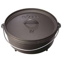 6 Quart Camp Dutch Oven With Lid