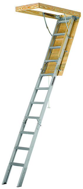 AA2210 22.5X54 AL ATTIC LADDER