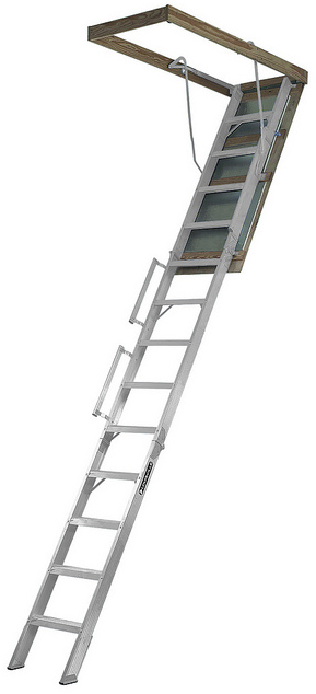 AL258P 25.5X63 AL ATTIC LADDER