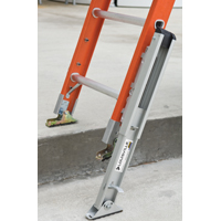 Louisville LeveLok Heavy Duty Swivel Ladder Leveler, 375 lb Load Capacity