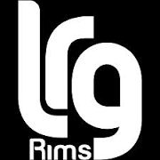 Lrg Rims LRG Semi Gloss Black Cap Fits styles 102/104/106 5246135150