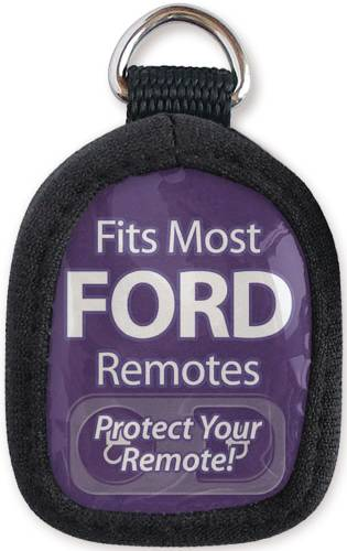 AUTO REMOTE SKIN FOR FORD BLACK