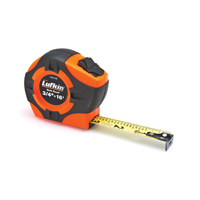 Lufkin PQR1316 Measuring Tape, 16 ft L X 3/4 in W