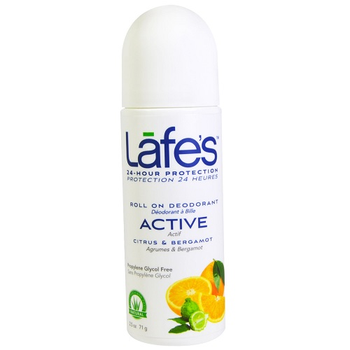 Lafes Roll-On Deodorant Active (1x2.5 OZ)