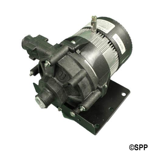 "Circulation Pump, Laing, E10 Series, 1/40HP, 230V, 3/4""B, 4' Cord, 15GPM"