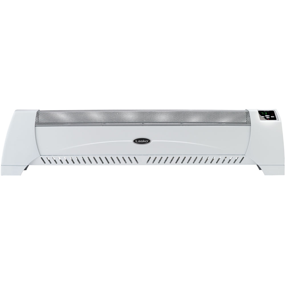 Silent Heater With Display