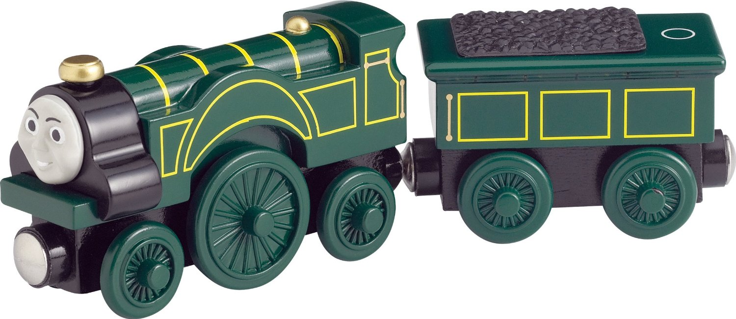 Thomas & Friends Wooden Railway Emily
