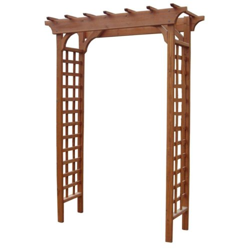 Leisure Season Arbor, Acrylic with Protective Coating