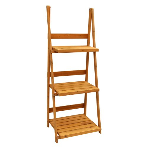 3 Tier A-frame Plant Stand