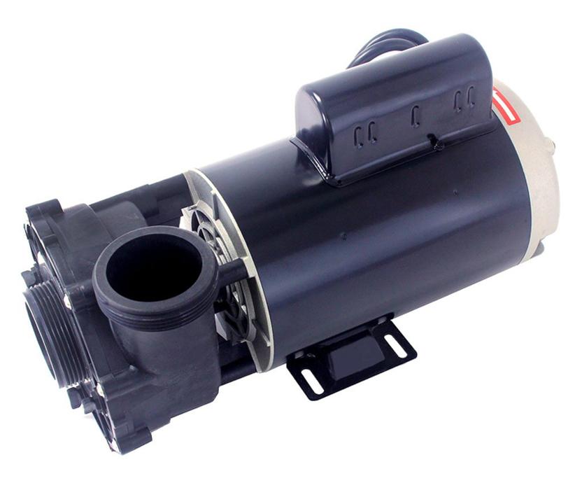 "Pump, LX 48WUA, Small Frame, 1.0HP, 115V, 10.3/3.8A, 2-Speed, 2""MBT, SD"