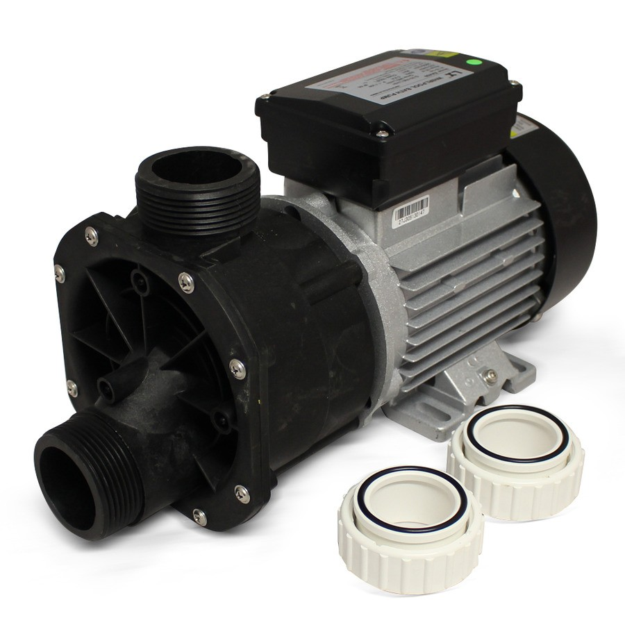 Bath Pump, Euro 50Hz, LX Front/Top, 1.5HP, 230V, 3.8A