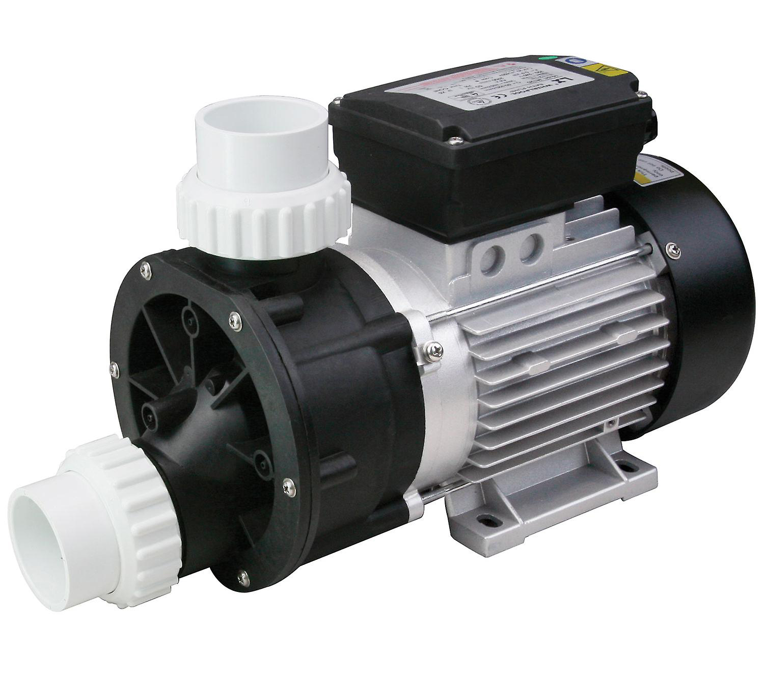 Bath Pump, Euro 50Hz, LX JA150, Front/Top, 1Sp, 1.5HP, 230V/50hZ, 5.8A