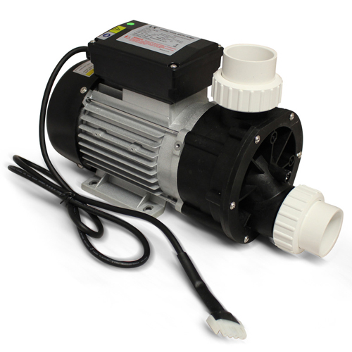 Bath Pump, Euro 50Hz, LX Front/Top, .75HP, 230V, 3.2A