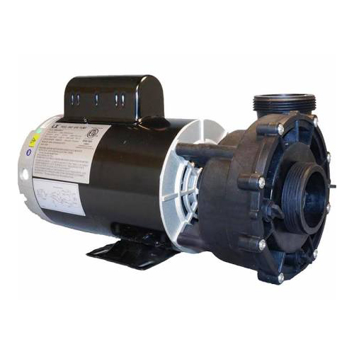Motor, LX, Thru-Bolt, 56YFr, 3.5HP, 2-Speed, 230V, 11.0/3.5A