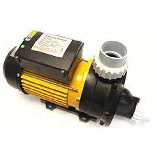 Bath Pump, Euro 50Hz, LX Front/Top, 1.0HP, 230V, 3.8A
