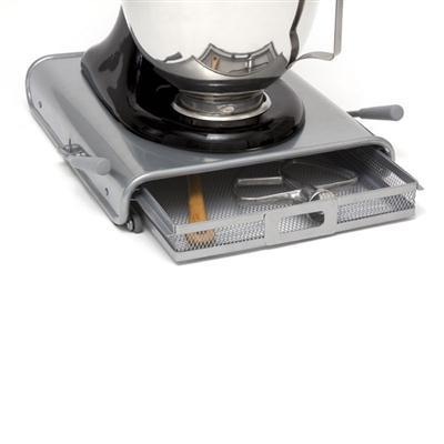 Rolling Kitchen Appl Drwr Grey