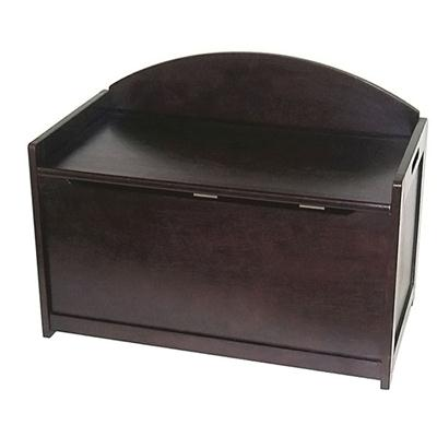 Childs Toy Chest Espresso