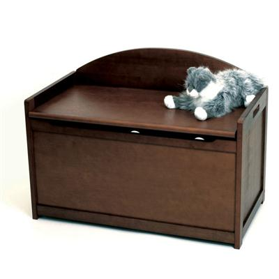 Childs Toy Chest Walnut