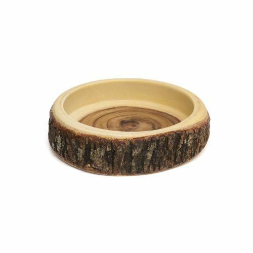 Acacia Bark Bowl