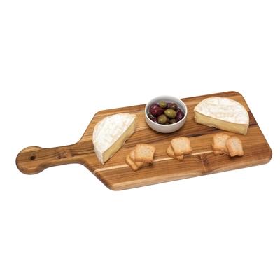 Teak Edge Grain Paddle Board