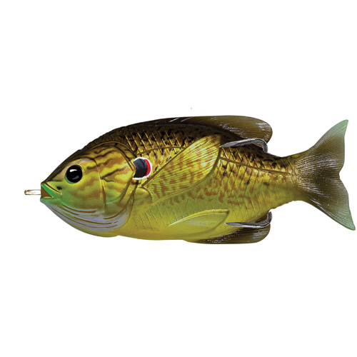 Sunfish HB,surface,Brnz pumpkinseed3/0