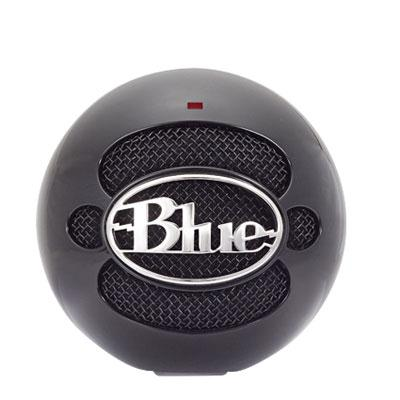 Snowball USB Mic Black
