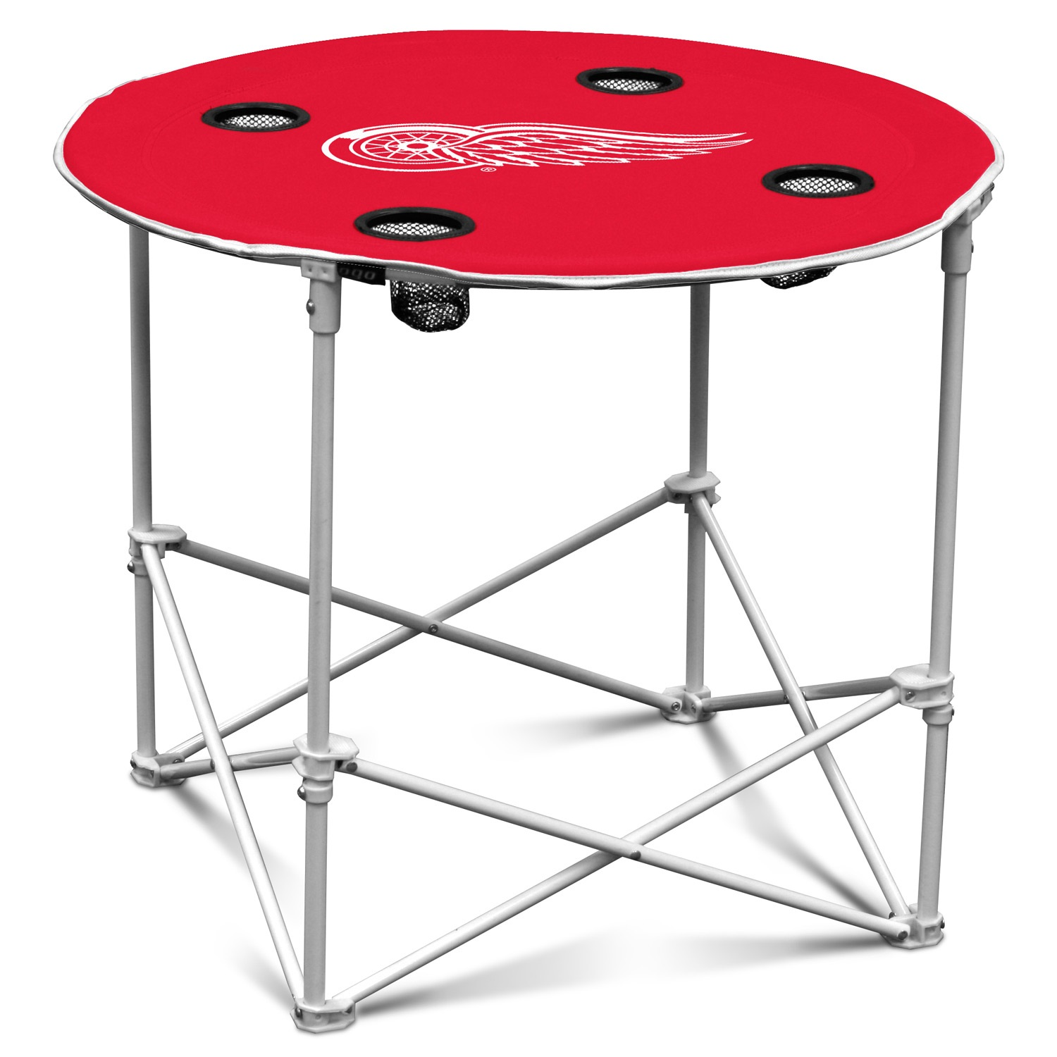 Logo Chair Detroit Red Wings Round Table