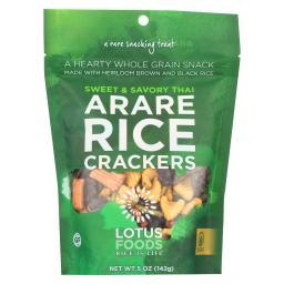 Arare Rice Crackers - Sweet And Savory Thai ( 8 - 5 OZ )