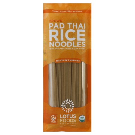 Noodles - Organic - Brown Rice Pad Thai ( 8 - 8 OZ )