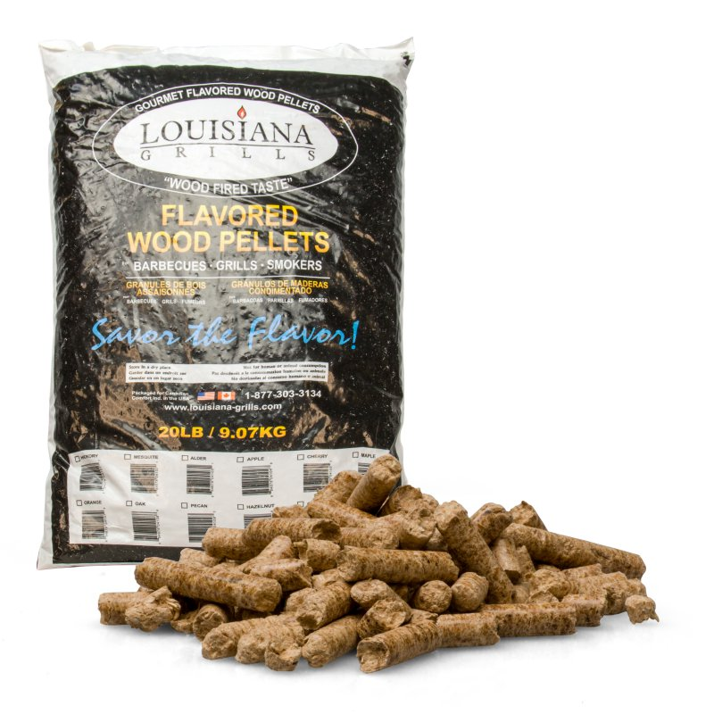 Louisiana Grills 40lb Bag Competition Blend Pellets