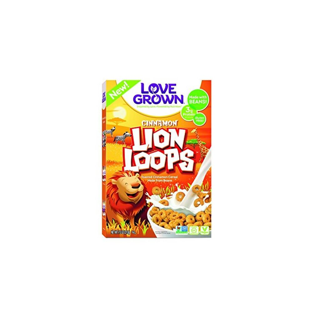 Cereal - Lion Loops ( 6 - 7.5 OZ )