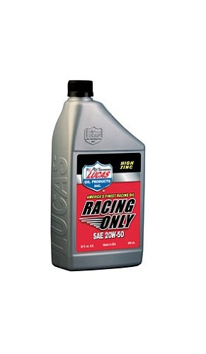 20W50 RACE OIL QT
