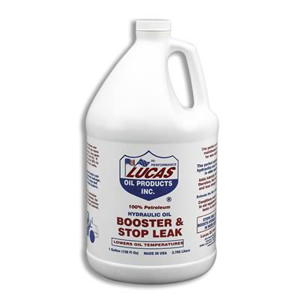 HEAVY DUTY OIL BOOSTER STOP LEAK 1 GALLON, 4-PACK