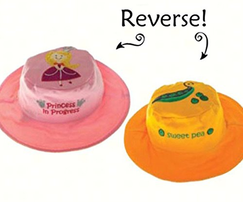 Princess/Pea Reversible Kids' Hat Medium