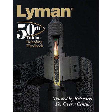Lyman 50th Reloading Handbook Softcover