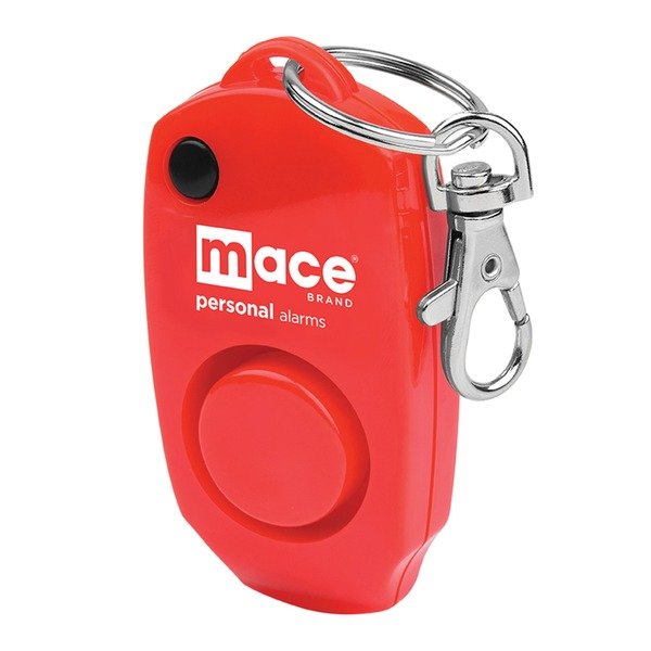 Mace Brand 80739 Personal Alarm Keychain (Red)