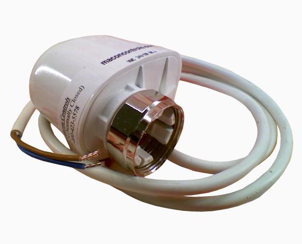 ELECTRIC ZONE VALVE ACTUATOR - VM SERIES