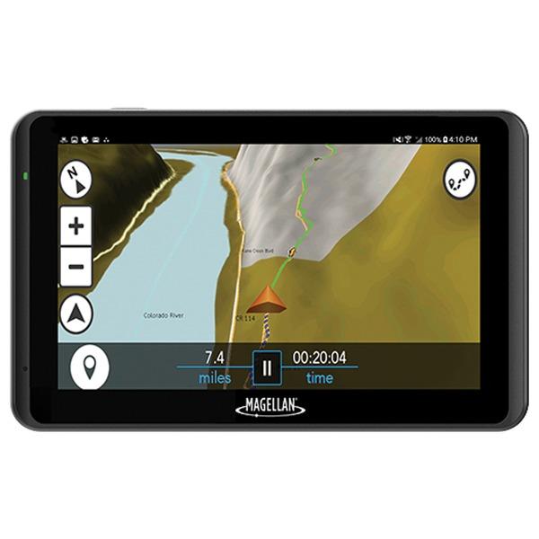 TR5 TRL STREET GPS NAV