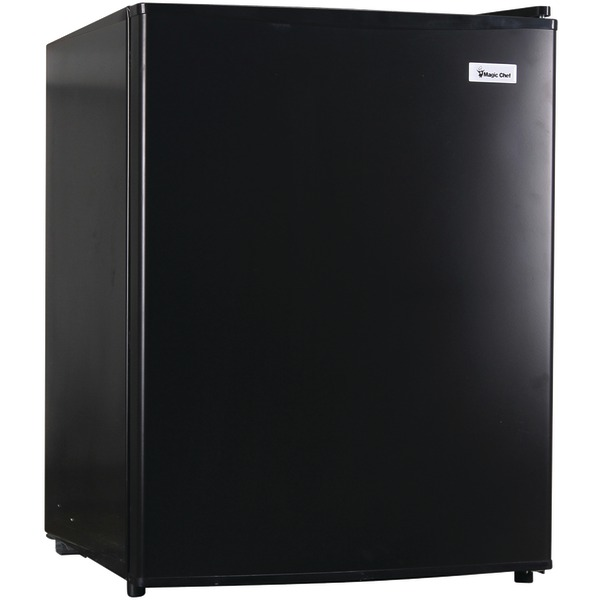 MAGIC CHEF MCAR240B2 Refrigerator (2.4 Cubic Ft)