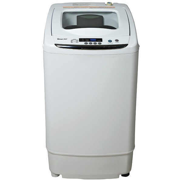 Magic Chef MCSTCW09W1 .9 Cubic-ft Top-Load Washer